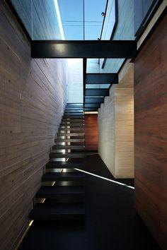 House in Mexico City designed by Jorge Hernandez de la Garza