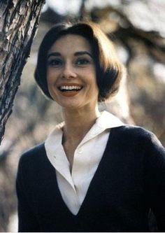 Timeless Audrey.
