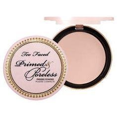 Primed & Poreless Powder - Puder marki Too Faced na sephora.pl: Oryginalne i luksusowe marki kosmetyków - Zapachy, Perfumy, Makijaż, Pielęgnacja Skóry na Sephora.pl