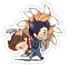 Teen Wolf stickers featuring millions of original designs created by independent artists. Teen Wolf Art, Teen Wolf Ships, Teen Wolf Dylan, Teen Wolf Memes, Teen Wolf Funny, Anime Wolf, Ver Series Online Gratis, Sterek Fanart, Chibi Anime