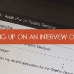 How to Follow Up After the Interview or Application | Brooklyn Resume Studio
