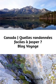 Voici les randonnées facile à Jasper que j'ai découvert lors de mon road trip dans les Rocheuses au Canada en Alberta. Visiter le Canyon Maligne et les Lacs Patricia et Pyramid.#canada #randonnee #jasper #lacmaligne Maligne, Road Trip, Destinations, Lacs, Voyage Europe, Canada, Destination Voyage, Parc National, Blog Voyage