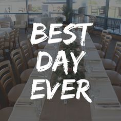 Get married at the Ferry and we will work along side you to make your wedding the best day ever! #bestdayever #happilyeverafter #ferrytaleweddings