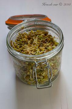 Hrnček var Pickles, Cucumber, Food, Essen, Meals, Pickle, Yemek, Zucchini, Eten