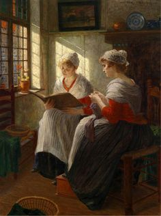 Walther Firle (1859-1929). Alemán.