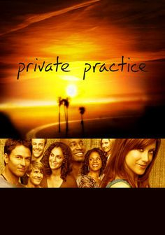 "Private Practice (2007) Kate Walsh reprises her ""Grey's Anatomy"" role as Dr. Addison Montgomery, now practicing at an alternative medicine clinic. Dealing with the clinic's many competing personalities becomes a full-time job as she navigates the world of holistic medicine."