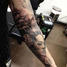 Risultati immagini per geisha japanese tattoo