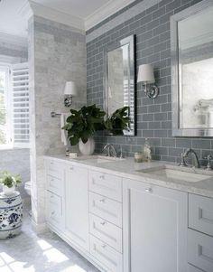 22 Cool Bathroom Tile Ideas