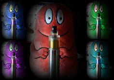 Gus Lord Colors + Kayfun Nano Clear Tank