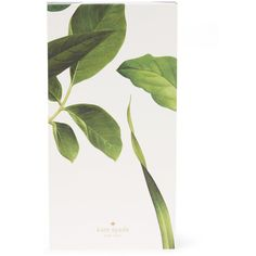 Kate Spade new york Leaves Large Notepad (840 RUB) ❤ liked on Polyvore featuring home, home decor and stationery