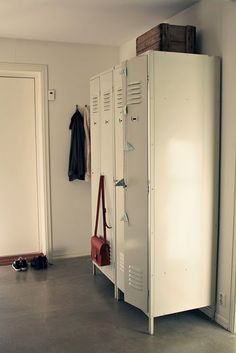 would love these lockers in an entryway