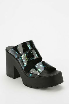 6a92f77d1aa Miista Ava Jelly Platform Sandal - Urban Outfitters  164 Jelly Sandals
