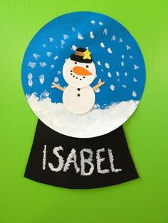 Winter crafts for kids. Christmas Card Crafts, Christmas Activities, Winter Activities, Christmas Art, Winter Christmas, Holiday Crafts, Fall Crafts, Easter Crafts, Winter Art Projects