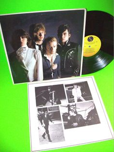 The Pretenders – II Original 1981 Vintage Vinyl LP Record w/ Talk Of The Town #1980sNewWavePopRock