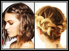 8 Πλεξούδες για κοντά μαλλιά!   ediva.gr