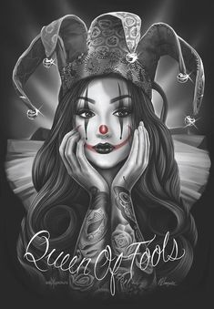 David Gonzales Art Chicano Art Tattoos, Chicano Drawings, Body Art Tattoos, Arte Cholo, Cholo Art, Og Abel Art, Chicano Love, Clown Tattoo, Prison Art