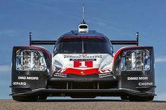 2017 Le Mans 24 #Porsche919