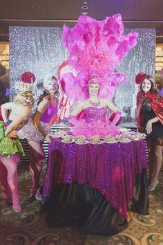 Victoria Secret Inspired PINK Quinceaera Black, White ...