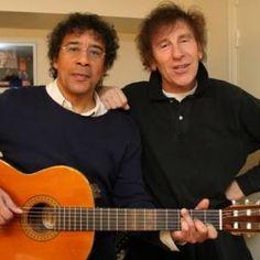 Laurent Voulzy et Alain Souchon sur disque pour les fêtes! - Influence