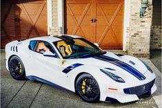 "Luxury Cars Bugatti Expensive Bentley 4 Door Tesla Maserati Ferrari Audi Cadillac Lamborghini Porsche 👉 Get Your FREE Guide ""The Best Ways To Make Money Online"" New Sports Cars, Exotic Sports Cars, Sport Cars, Exotic Cars, Ferrari F12 Tdf, Ferrari Car, Lamborghini Aventador, Bugatti, F12 Berlinetta"