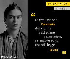 Frida Kahlo è la donna scelta dalla nostra pasionaria Roberta in occasione della Giornata Internazionale della Donna #8marzo #PasionariaIT #femminismo #feminism #FridaKahlo #quotes