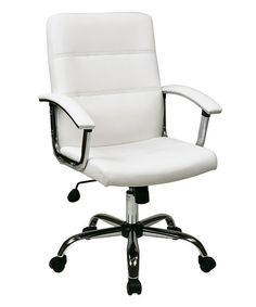 Look at this Malta Office Chair on #zulily today!