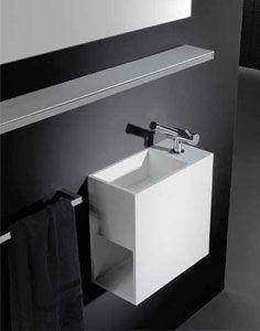 Cosmic Fontein Compact WC met zwarte vola kraan