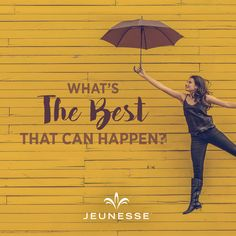 What's the best than can happen? -