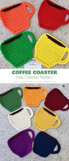 Crochet Kitchen, Crochet Home, Crochet Gifts, Knit Crochet, Crochet Owls, Crochet Geek, Crochet Collar, Crochet Shirt, Crochet Stitch