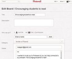 Pinterest e ideas para usarlo en el aula