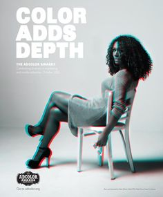 Chiat, Day NY and photographer Mark Zibert collab. pro bono campaign for AdColor, a non-profit organization which promotes diversity in advertising Advertising Poster, Advertising Campaign, Mad Ads, Janet Mock, Ronnie Spector, Gil Scott Heron, Pro Bono, Betty Davis, Ike And Tina Turner