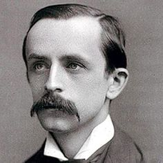 JM Barrie, Scottish playwright and author of Peter Pan, was born in Kirriemuir, Angus, on May Jm Barrie, Fantasy Authors, Evil Geniuses, Playwright, Ex Libris, Peter Pan, Peter Pans