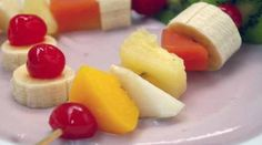 Brochette de frutas – Postre Argentina – LOQUENOSABIAS.NET – Lo Mejor en Actualidad & Entretenimiento
