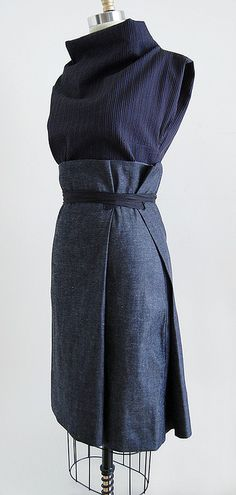Gorgeous skirt by Martha W McQuade of UNIFORM Studio