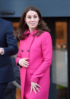 Catherine Duchess of Cambridge visits the Science and Health Building at Coventry University on January 16 2018 in Coventry England