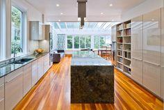 Kitchen in Zealand