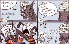 The Witcher 3, doodles 17 by Ayej.deviantart.com on @DeviantArt