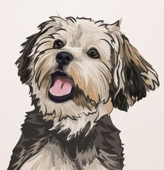 Enter to win an 8x10 custom pet portrait from Diesel & Juice ($225 value) at Real Moms Real Views