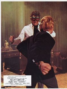 DEAN MARTIN THE WRECKING CREW 1969 VINTAGE PHOTO LOBBY CARD N°8