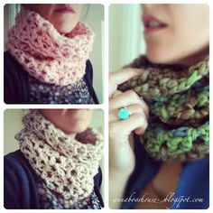 Annaboo's house: The Ultimate Cowl/Snood Pattern