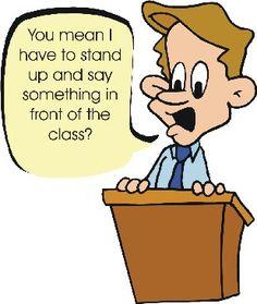 Informative essay for speech class.?