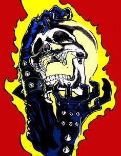 Ghost Rider by Dale Eaglesham