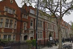 Visitors to Victoria Library in London will keep warm with Flueboost |Flueboost