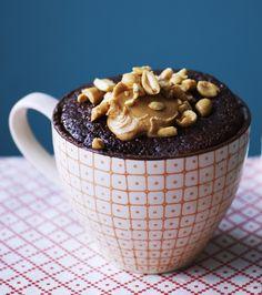 Kage i kop: Brownie på 10 minutter