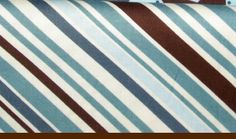 All star striped fabric by Riley Blake