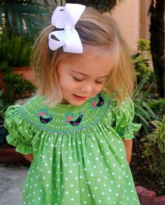 Gently-loved smocked and boutique darlin' children's clothing. Cute Outfits For Kids, Cute Kids, Little Fashion, Kids Fashion, Lil Sweet, Girls Easter Dresses, Children's Boutique, Niece And Nephew, Baby Time