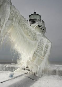 Frozen lighthouse  https://www.facebook.com/#!/DiMartinoChiropractic