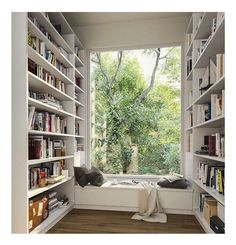 54 Trendy Home Library Room Ideas Dreams Home Library Rooms, Library Bedroom, Home Library Design, Home Libraries, House Design, Luxury Interior, Interior Design, Apartment Entryway, Trendy Home