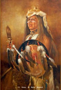 Native American Prints by J. Hester 24