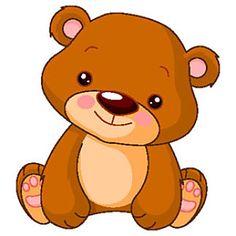 Výsledok vyhľadávania obrázkov pre dopyt kresleny medvedik